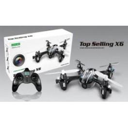 Drone Top Selling X6 con cámara